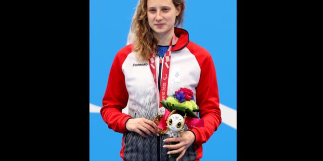 Валерия Шабалина.