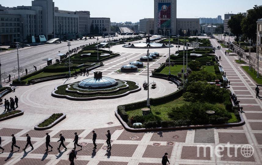 Минск, архивное фото. Фото Getty