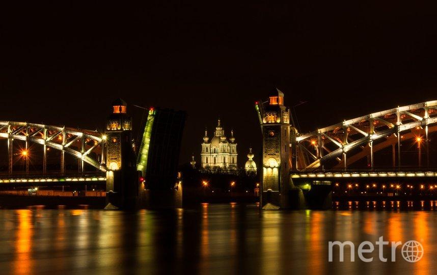 Большеохтинский мост. Фото pixabay