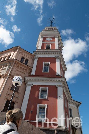 Думская башня открывается для посещения: что находится внутри