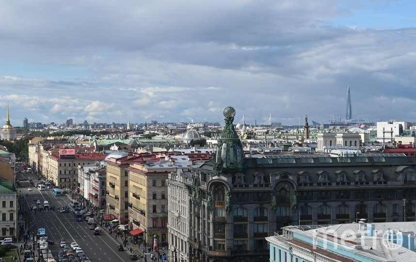 "Вид со смотровой площадки. Фото Святослав Акимов, ""Metro"""
