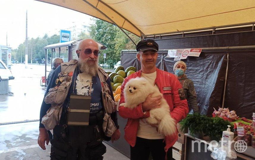 Анатолий Вассерман и Дмитрий Певцов. Фото Алена Куренова