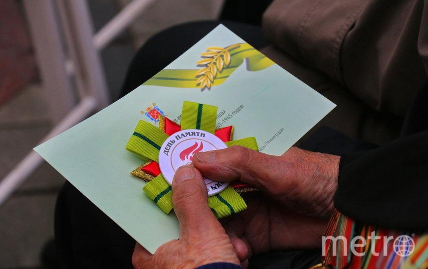 В День памяти жертв блокады в городе проходят различные мемориальные мероприятия. Фото https://spbculture.ru