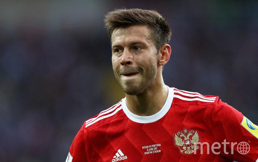 Первый гол забил Федор Смолов, архивное фото. Фото Getty