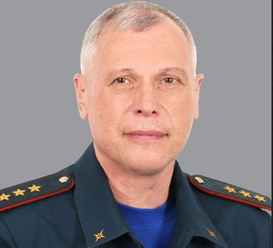 Александр Чуприян. Фото mchs.gov.ru.