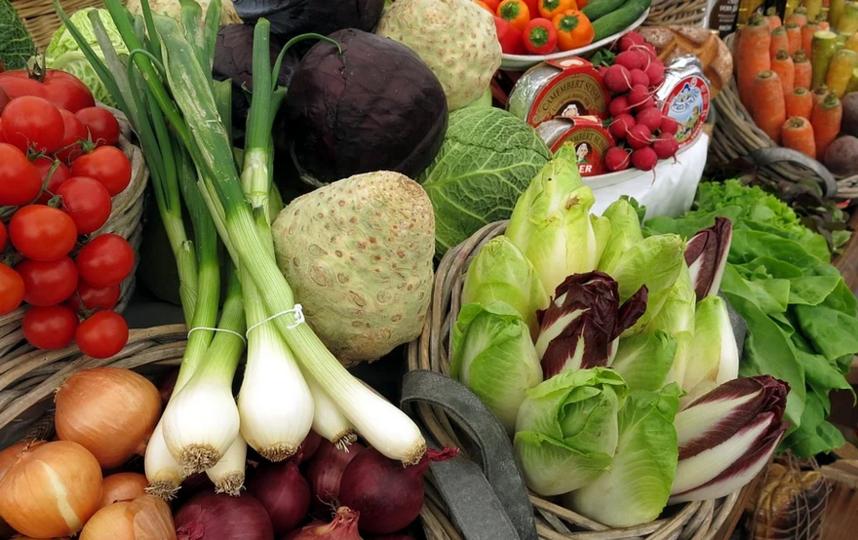 В целом цены на плодоовощную продукцию с 31 августа по 6 сентября снизились на 0,8%. Фото Pixabay.