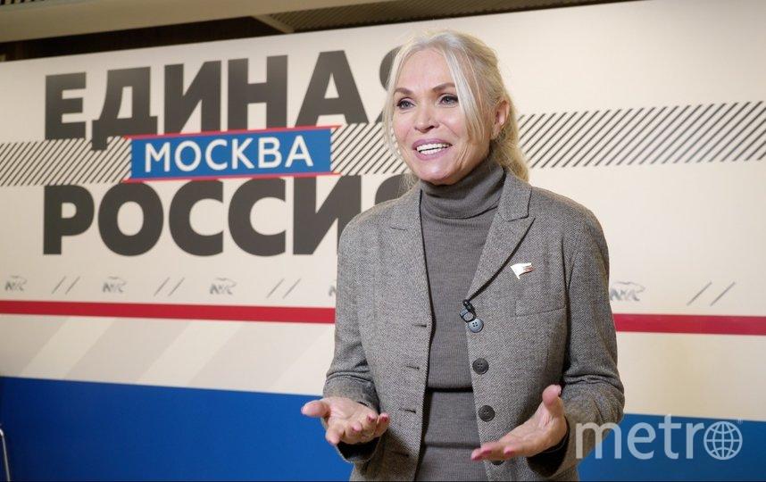Ирины Белых. Фото Ольга Крылова