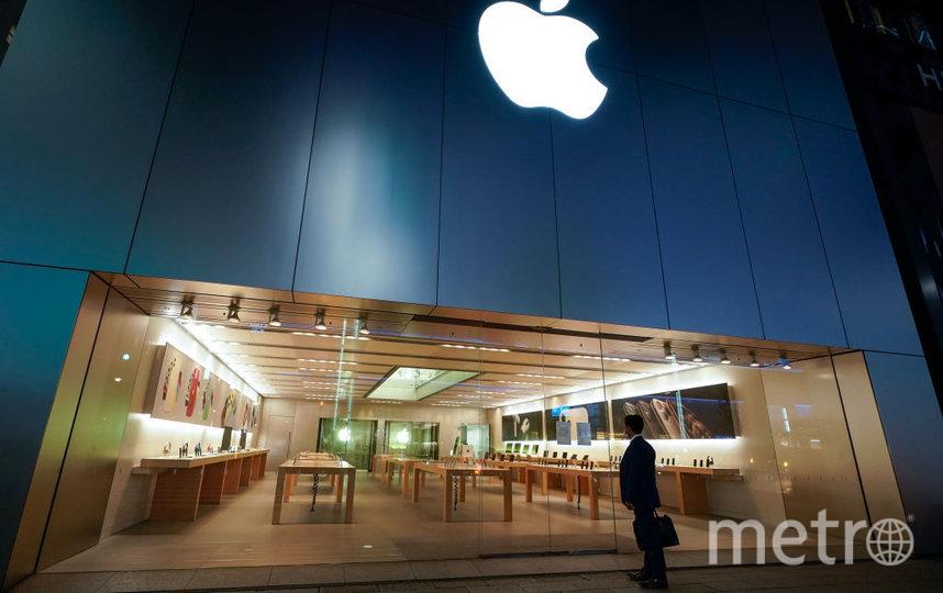Штаб-квартира Apple находится в Калифорнии. Фото Getty