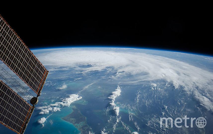 Такой вид открывается с МКС. Фото Getty