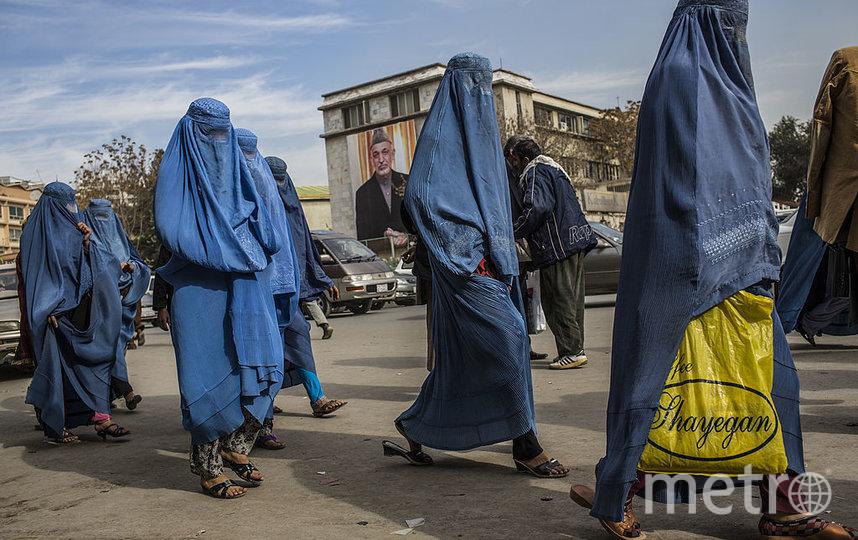 Афганские женщины не смогут больше заниматься спортом. Фото Getty