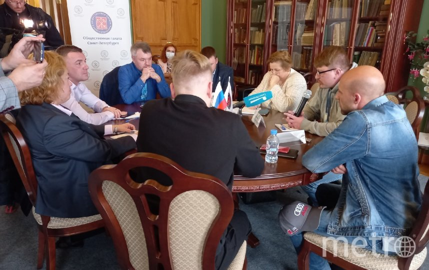 """Эксперты обсудили кульминацию избирательной кампании. Фото Евгения Назарова., """"Metro"""""""