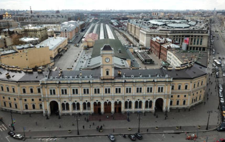 Московский вокзал в Петербурге. Фото Getty