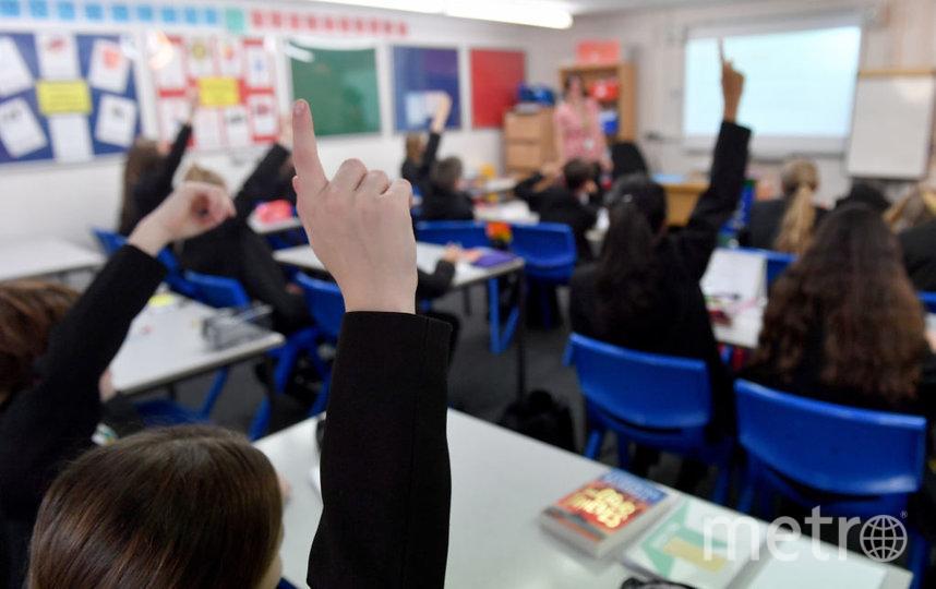 Следующая пятница будет рабочим днем во всех школах. Фото Getty