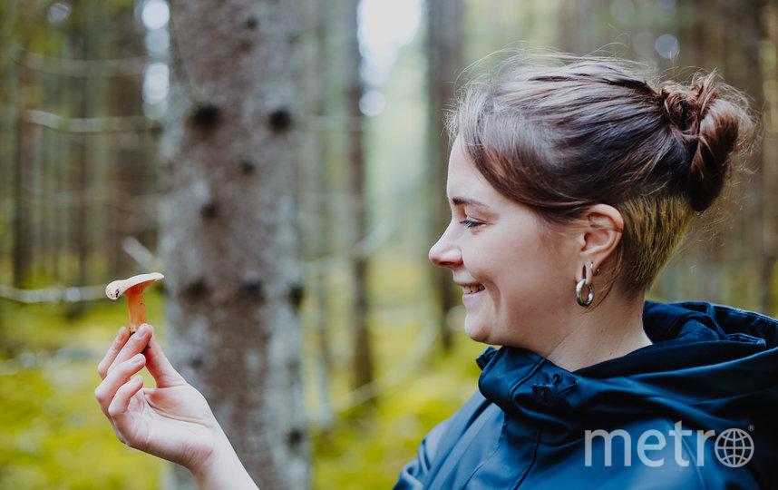 Собираем грибы и дикоросы: главный веган шеф-повар Петербурга Виктория Мосина поделилась своим опытом