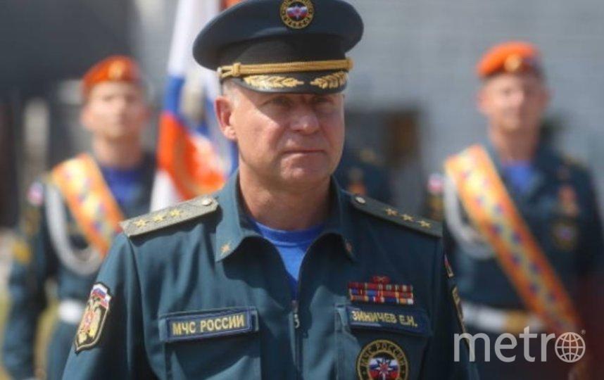 Евгений Зиничев. Фото Getty.