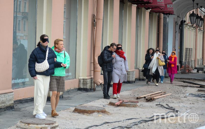 """Быть проводником и ведомым одинаково интересно. Фото Святослав Акимов, """"Metro"""""""