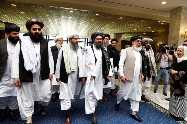 15 августа Талибы захватили Кабул. Фото Getty