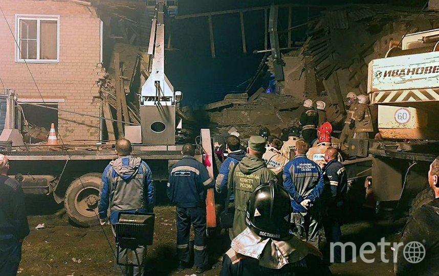 В результате происшествия три погибли три человека. Фото Администрация Липецкой области.