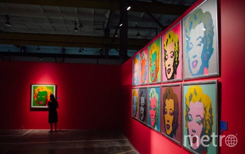"""Выставка в """"Севкабель Порту"""" продлится до конца октября. Фото Предоставлено организаторами."""