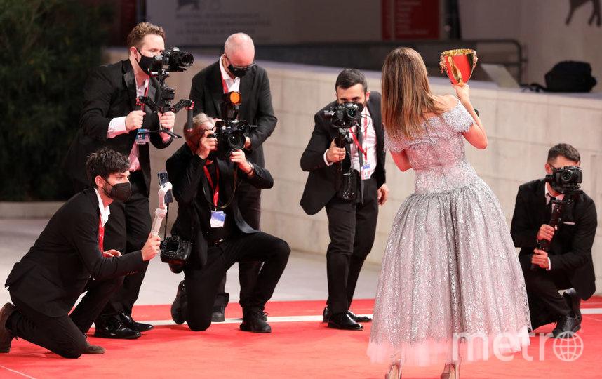 Пенелопа Крус получила приз за лучшую женскую роль. Фото Getty