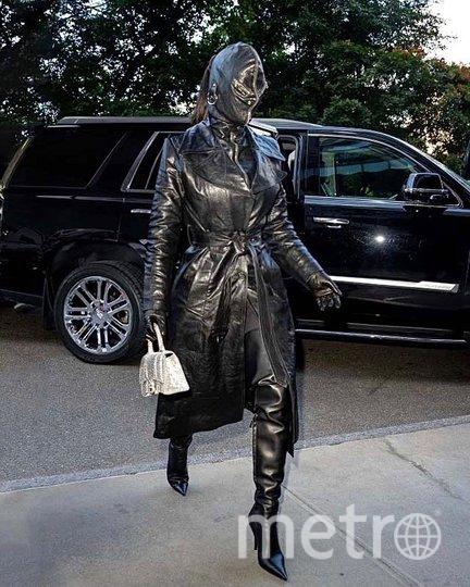 Ким Кардашьян. Фото Instagram: @kimkardashian