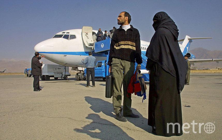 Аэропорт Кабула, архивное фото. Фото Getty