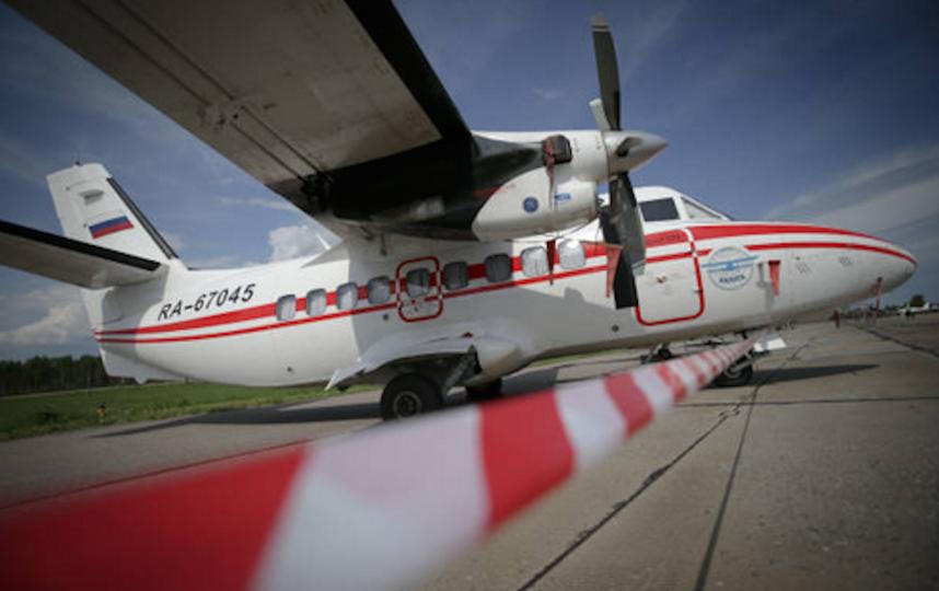 Пассажирский самолет L-410. Фото Getty