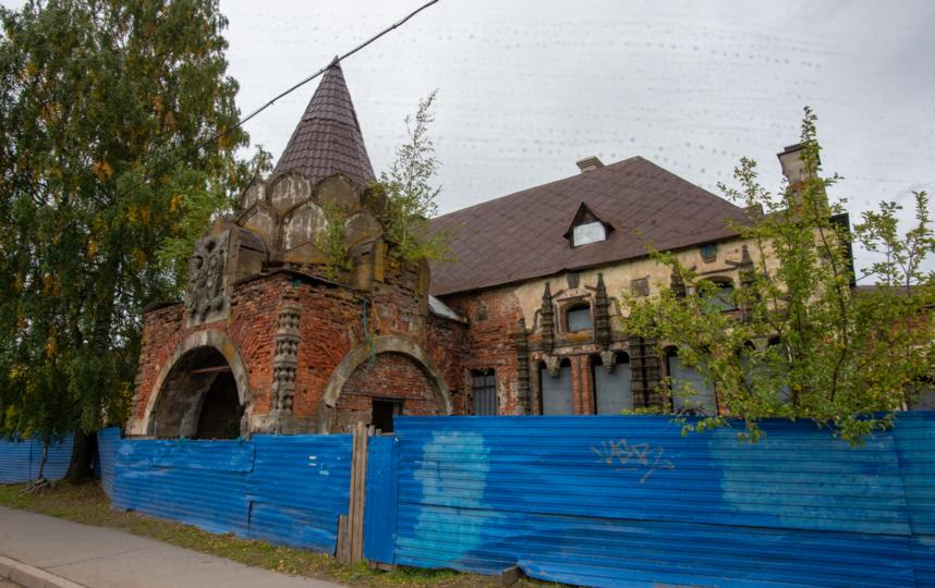 """Так сейчас выглядит вокзал, построенный для Николая II. Фото Святослав Акимов, """"Metro"""""""