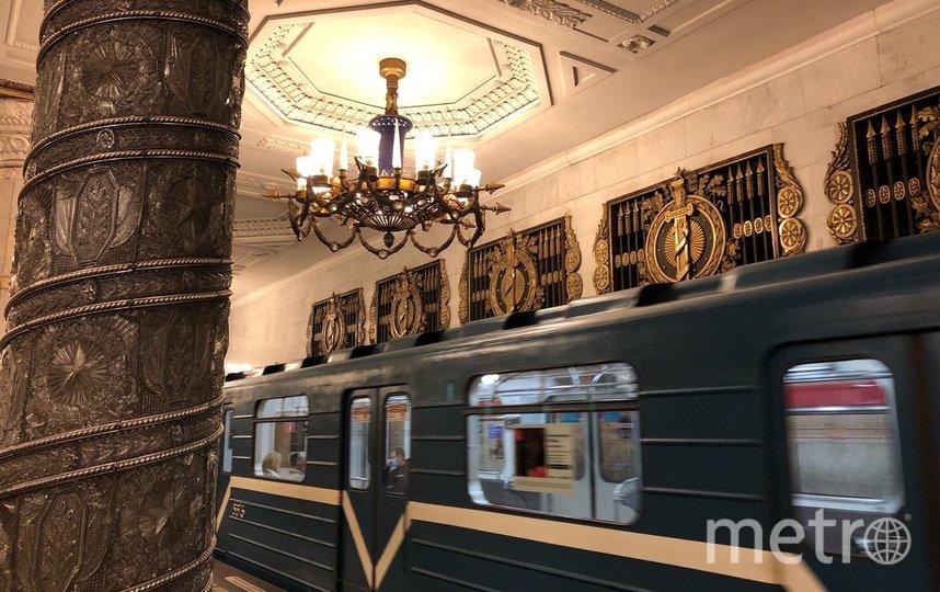 """В метро могут начать штрафовать пассажиров, которые не соблюдают правила личной гигиены. Фото """"Metro"""""""