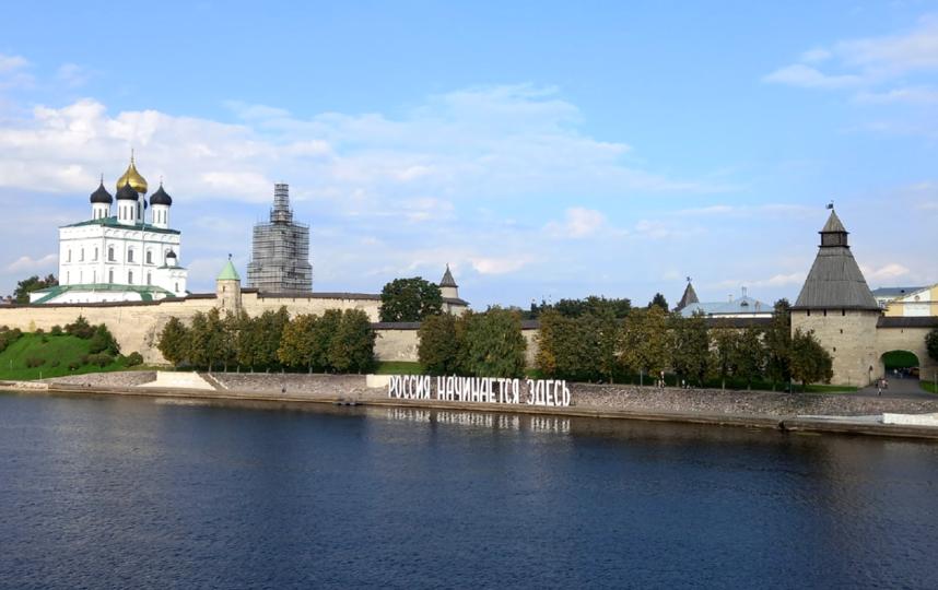 """Достопримечательностей в Пскове так много, что за один день вы вряд ли всё осмотрите. Фото Евгения Назарова, """"Metro"""""""