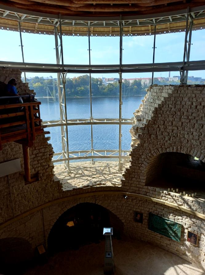 """Башня работает ежедневно без выходных. Фото Евгения Назарова, """"Metro"""""""