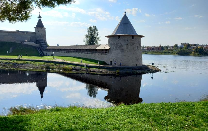 """Раньше Псков считался одной из самых больших и неприступных крепостей в Европе. Фото Евгения Назарова, """"Metro"""""""