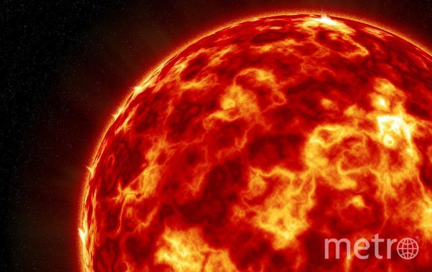 Солнце. Фото pixabay