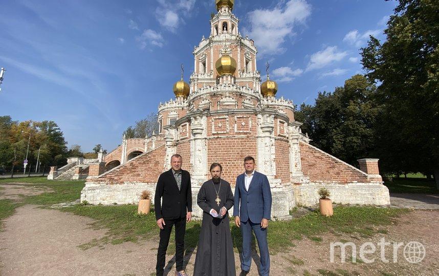 С места событий. Фото Роза Абрамова