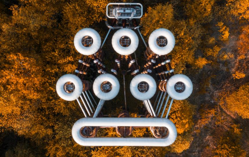 Недовольный робот. Фото Instagram: @poletaev.photo