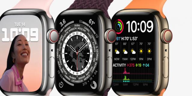 Apple Watch  7.