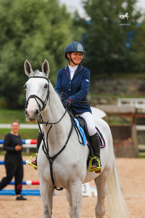 Диана Михайлова на лошади Пластика-08. Фото Предоставлено организаторами