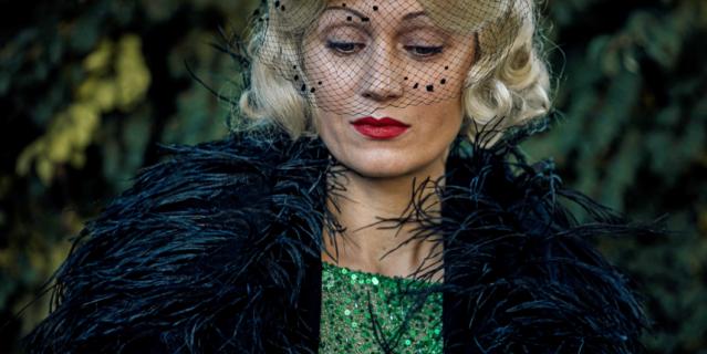 Виктория Исакова сыграла Марлен Дитрих.