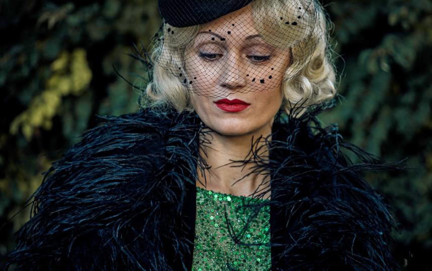 Виктория Исакова сыграла Марлен Дитрих. Фото предоставлены пресс-службой первого канала