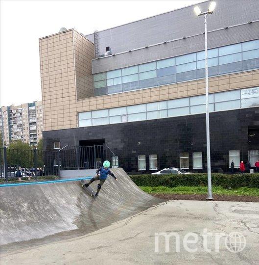 До конца года в городе должны появиться пять подобных площадок. Фото  t.me/Piotrovsky.