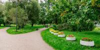 Сады и парки Петербурга открыли после непогоды