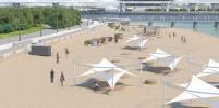 6 вопросов о будущем пляжа  в парке 300-летия