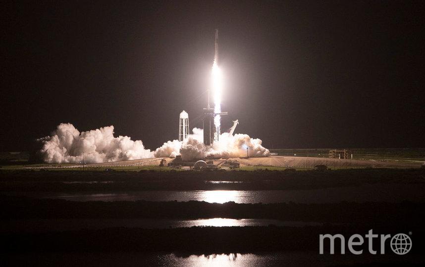 Корабль должен провести на околоземной орбите три дня, затем вернуться на Землю. Фото Getty
