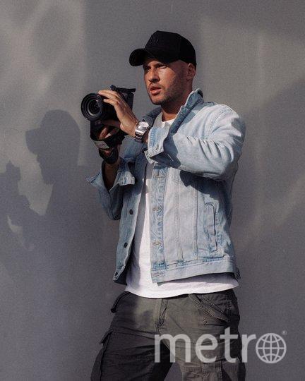 Фэшн-фотограф и ретушёр Амир Агаев.