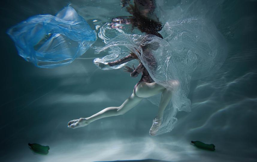 Главная тема проекта – контраст прекрасного и ужасного. Фото предоставлено Ириной Яковлевой