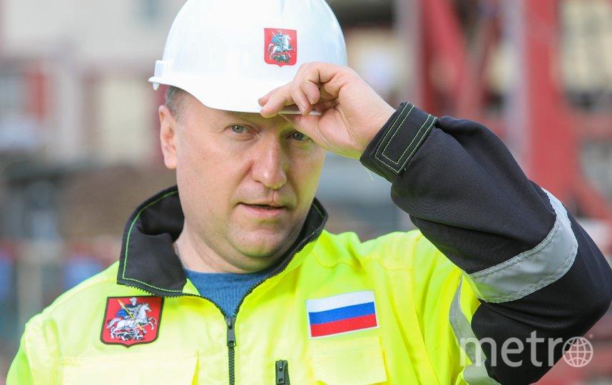 Андрей Бочкарёв. Фото Андрей Никеричев   АГН «Москва»
