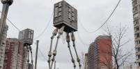 Киберпанк-Петербург: смотрите, но не прислоняйтесь