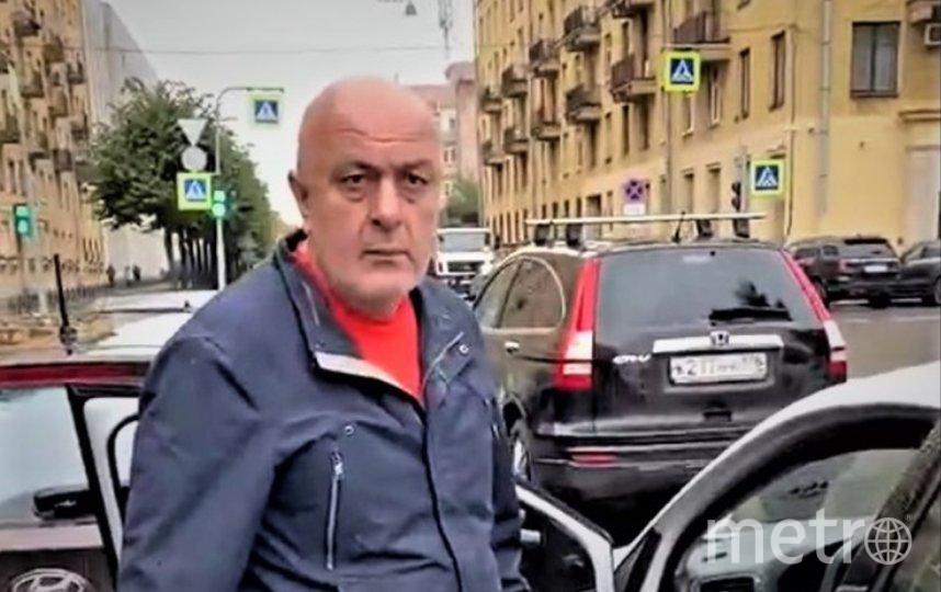 Подозреваемый задержан. Фото https://vk.com/video-68471405_456314252.