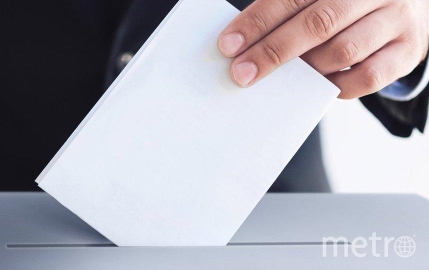 Общая явка на выборах в Госдуму в первый день выборов составила 9,16% по состоянию на 16:00 мск. Фото gov.spb.ru.