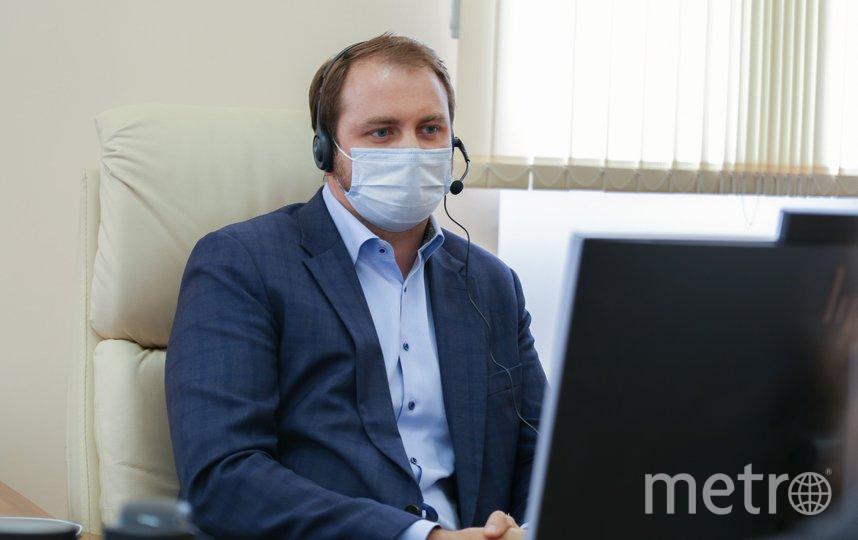 """Кирилл Щитов. Фото АГН """"Москва"""""""